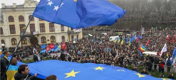 Ουκρανία: Στη δίνη του γερμανικού εθνικισμού
