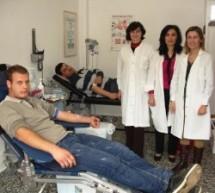 Τράπεζα αίματος στο Μαυρομμάτι Καρδίτσας