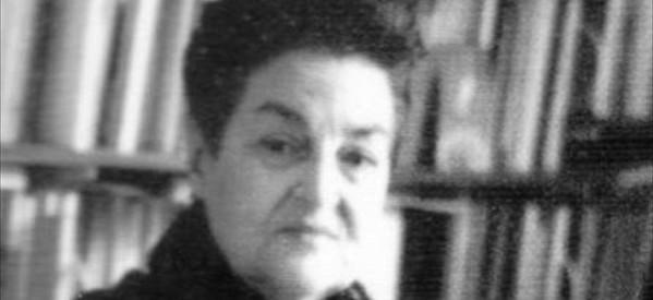 Πέθανε η Λαρισαία πεζογράφος Βασιλική Παπαγιάνη