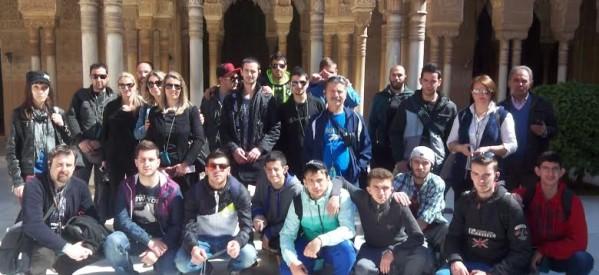 Πρόγραμμα Κινητικότητας στη Σεβίλλη της Ισπανίας από το Εσπερινό ΕΠΑ.Λ. Τρικάλων