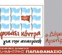 «Φυσάει Κόντρα»: Χαιρόμαστε που απομονώθηκαν ακροδεξιά στοιχεία από τους «Σακαφλιάδες»