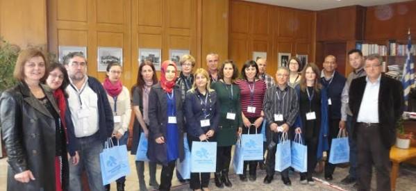 Ευρωπαίοι καθηγητές ξένων γλωσσών στα Τρίκαλα