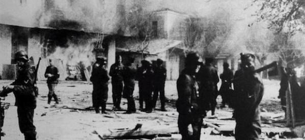 Καταπέλτης ο Γ. Παπασίμος για τις γερμανικές πολεμικές επανορθώσεις