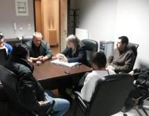Συνάντηση «Τρίκκης Πολιτείας» με εκπροσώπους των μικροπωλητών της λαϊκής αγοράς