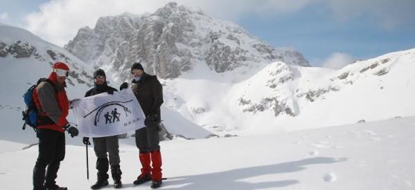Στην χιονισμένη Αστράκα ο ΟΠΟΠ