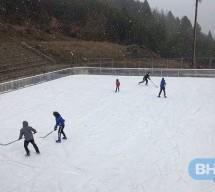 Τα κανονικά παγοδρόμια εγκαινιάζονται στο Μέτσοβο…