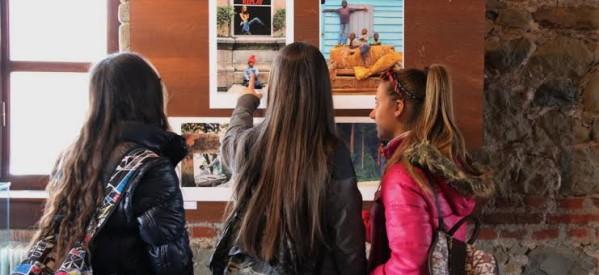 Ολοκληρώνεται το Σάββατο η έκθεση φωτογραφίας για τα Δικαιώματα των παιδιών