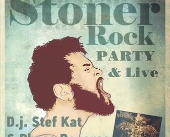 "STONER ROCK PARTY τη Δευτέρα στην ""Κεντρική πλατεία"""