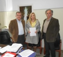 Eπαφές Τσίγκα για την υγεία στη Θεσσαλία