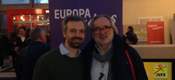 """Με την αυστριακή """"Ευρώπη Διαφορετικά"""" ευρω-υποψήφιος ο Γιώργος Χονδρός"""