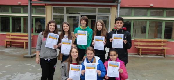 Η Δ/νση Δευτεροβάθμιας Τρικάλων συγχαίρει τα βραβευθέντα σχολεία στο Ecomobility