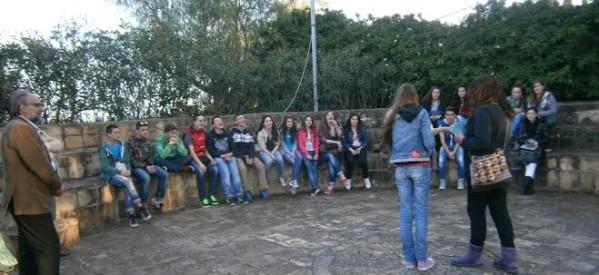 Τριήμερη εκπαιδευτική περιβαλλοντική επίσκεψη μαθητών του 9ου Γυμνασίου στη Λιθακιά Ζακύνθου