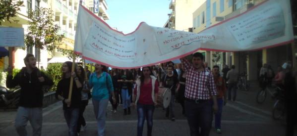 Τόσα χρόνια διαμαρτυρίες κι ακόμη να λυθούν προβλήματα στο Μουσικό Σχολείο