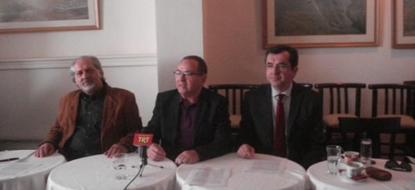 """Οι απόψεις των """"3"""" για τη στήριξη στον ΣΥΡΙΖΑ"""
