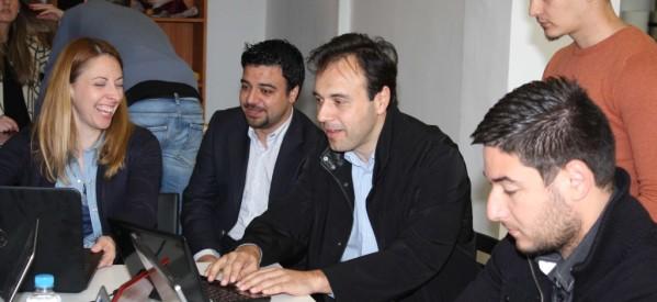 """Με επιτυχία η εκδήλωση της """"Επανεκκίνησης"""" για την προσφορά στο κοινωνικό παντοπωλείο"""