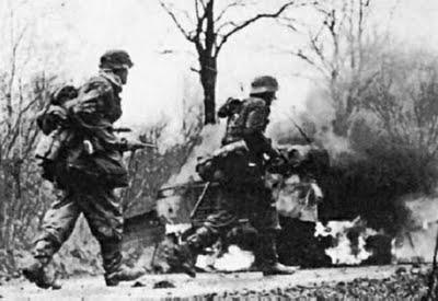 Μνημόσυνο στην Περιστέρα για τους δολοφονηθέντες από τους Γερμανούς