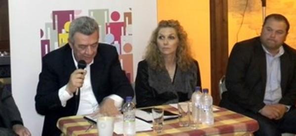 Π. Γκυρίνης στα Τρίκαλα: Βάζουμε τέλος στην αδιαφάνεια και δουλεύουμε όλοι μαζί για τον δήμο μας