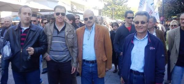 Σήμερα η κεντρική προεκλογική εκδήλωση της Λαϊκής Συσπείρωσης στα Τρίκαλα