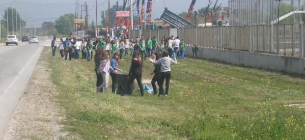 Όταν εθελοντισμός σημαίνει κάτι περισσότερο από καθαρισμό δημόσιων χώρων