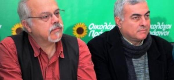 Τρεμόπουλος σε Χρυσόγελο: «Νίκο, γύρνα πίσω στους Οικολόγους»