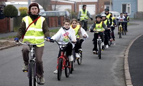 Ποδήλατο και οδική ικανότητα στην παιδική – εφηβική ηλικία