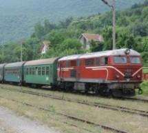 Σιδηροδρομική εκδρομή στο Βελιγράδι