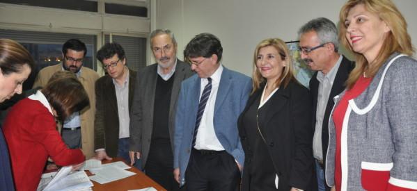 Οι υποψήφιοι με Ν. Τσιλιμίγκα και Μ. Ιακωβάκη στα Τρίκαλα