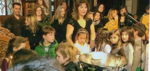 Βάφτισαν τη συμμαθήτριά τους!