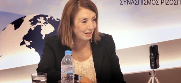 Με την Τ. Χριστοδουλοπούλου η έναρξη συζητήσεων στην αριστερά εν όψει ευρωεκλογών