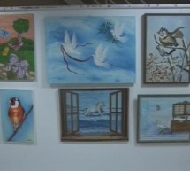 Εκθεση των τρικαλινών ζωγράφων με κίνηση αγάπης