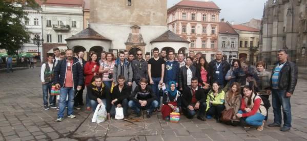 Το Εσπερινό ΕΠΑΛ Τρικάλων στη Σλοβακία με Leonardo Da Vinci