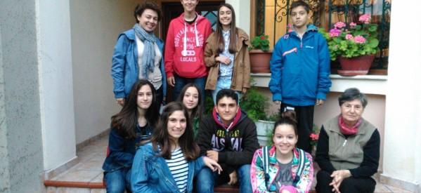 Η περιβαλλοντική ομάδα του 2ου Γυμνασίου Τρικάλων σε ενημερωτική επίσκεψη στο Ίδρυμα Πολιτισμού Κλιάφα