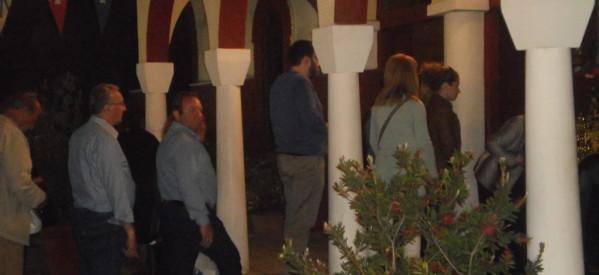 Οι τρικαλινοί προσκύνησαν τους Αγίους Κωνσταντίνο και Ελένη