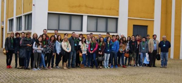 Το Εσπερινό ΕΠΑΛ Τρικάλων με Comenius στην Πορτογαλία