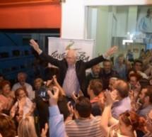 Ο Απ. Καλογιάννης νέος δήμαρχος Λαρισαίων