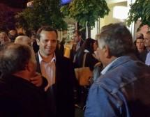 Εκατοντάδες φίλοι από το Ν. Καρδίτσας στηρίζουν τον Θανάση Λιούτα