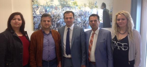 Θανάσης Λιούτας από την Πιερία: «Η ελληνική περιφέρεια και η πραγματική παραγωγή θα πρέπει να εκπροσωπηθούν δυναμικά στην Ευρωβουλή»