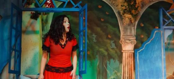 """Η """"θαυμαστή Μπαλωματού"""" από την Καρδίτσα στον μύλο Ματσόπουλου"""