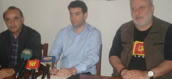 Α. Παπαδόπουλος: Ευρωβουλευτής από τη ΔΗΜΑΡ