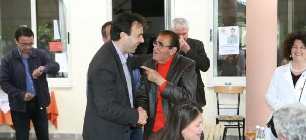 Ελληνόκαστρο – Πλάτανος – Κρηνίτσα: Μαζί με Δ. Παπαστεργίου για τη νίκη
