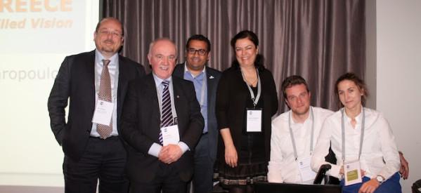 Ελληνική αντιπροσωπεία για τη ΣΚΠ στο πανευρωπαϊκό συνέδριο της EMSP στο Δουβλίνο