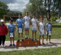 Άλλες δύο νίκες για τον έφηβο ποδηλάτη Σούλιο Ζήση