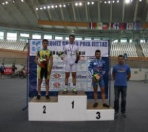 Πρωταθλητής Ελλάδας ΣΤΟ SCRATCH και ΧΡΥΣΟ στο OMNIUM στο ATHENS GRAND PRIX 2014 o τρικαλινός ποδηλάτης του ΠΟΚ Ζήσης Σούλιος
