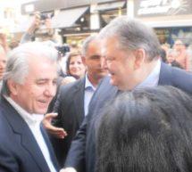 Ο πολιτικός «έρωτας» του Βενιζέλου με τον Κυριάκο