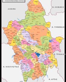 Ιωάννινα: Σε τρεις δήμους η εκλογική αναμέτρηση ανέδειξε δημάρχους