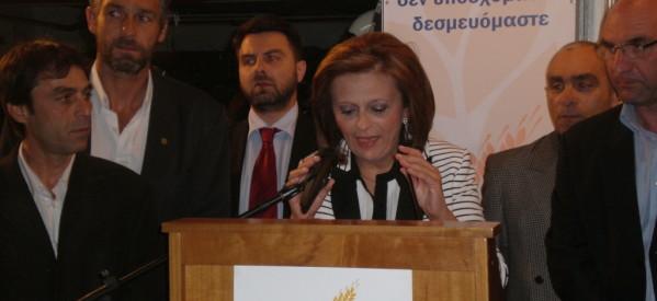 Μαρίνα Χρυσοβελώνη: Πεπραγμένα «βιτρίνας» η θητεία του Κώστα Αγοραστού