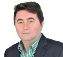 Ο νεοεκλεγείς Βασ. Αναγνωστόπουλος ευχαριστεί