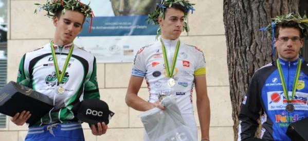 Συνεχίζει τις επιτυχίες τρικαλινός ποδηλάτης