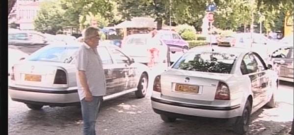 Σε απόγνωση και οι τρικαλινοί ταξιτζήδες