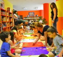 Δραστηριότητες για παιδιά στη Δημοτική Βιβλιοθήκη